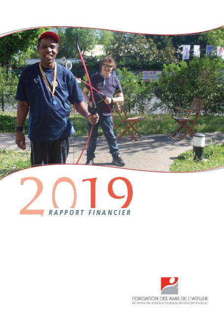 bilan social et financier 2019