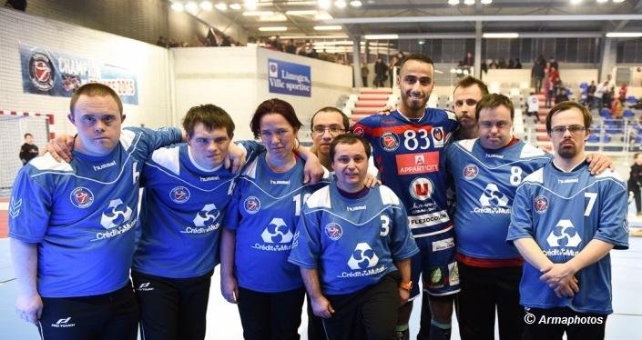 Le jardin des amis au rythme du handball for Au jardin des amis